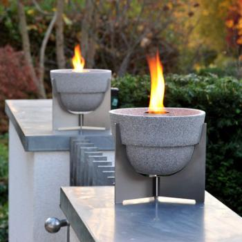 schmelzfeuer outdoor l granicium denk keramik. Black Bedroom Furniture Sets. Home Design Ideas