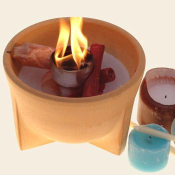 Deckel für Schmelzfeuer outdoor | DENK Keramik® | derGartenshop.de