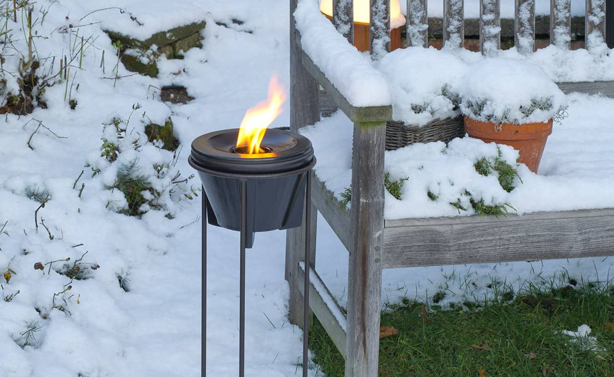 schutzhaube f r schmelzfeuer outdoor ceralava denk keramik. Black Bedroom Furniture Sets. Home Design Ideas