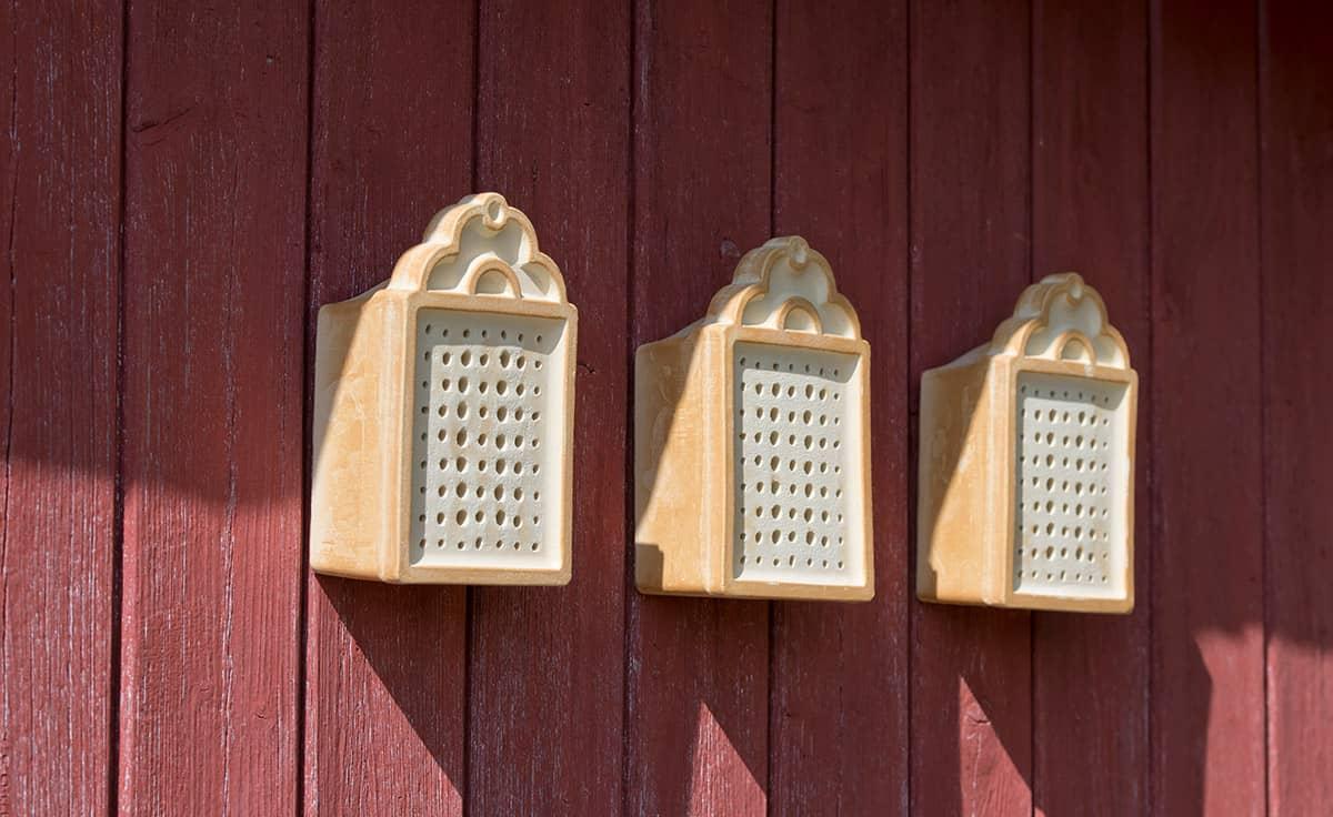 Wildbienenhaus CeraNatur   DENK Keramik®   derGartenshop.de