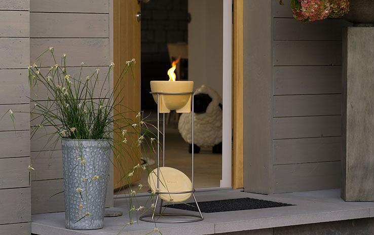 Schmelzfeuer outdoor | DENK Keramik® | derGartenshop.de