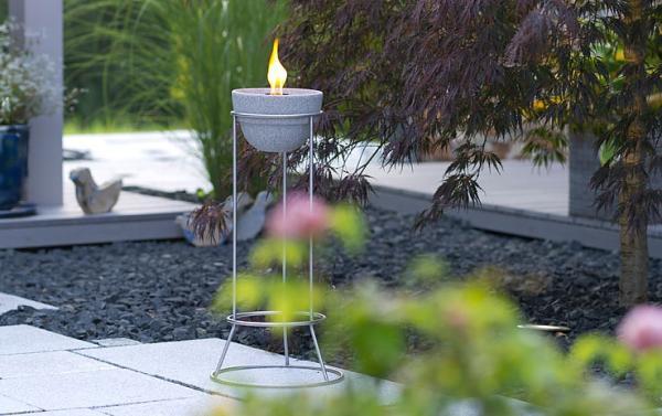 st nder f r schmelzfeuer outdoor denk keramik. Black Bedroom Furniture Sets. Home Design Ideas